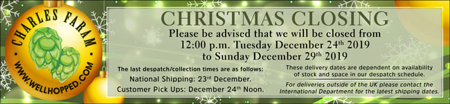 Christmas delivery and collection times for Canada