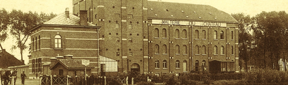 Photo of the Castle Malting building